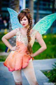 Fawn at WonderCon 2015 #Fairy #YorkinaBox