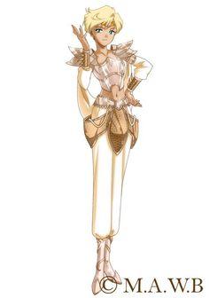Sailor Uranus by Drachea Rannak