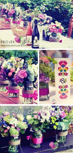 projekt ŚLUB - zaproszenia ślubne, oryginalne, nietypowe dekoracje i dodatki na wesele | category: fuksja