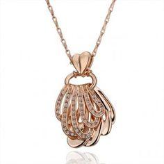 Falls 18 Karat Gold Plated Necklace
