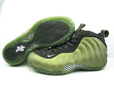 a4aef48f584e1 nike air foamposite one penny hardaway 314996 502 Eggplant Shoes Reflective  Green Nike Foamposite