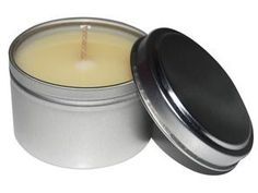 Massage Candle Recipe #massage #candle #naturesgarden