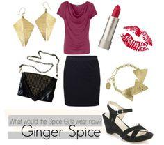 Mrs Kings Castle: Fair Fashion Star Style - Was würden die Spice Girls heute tragen? Ginger Spice Inspiration