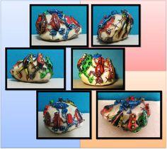 Congreso de 9 ranas, hecho en tagua- Disponible en Weil Art