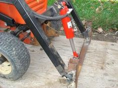 Homemade Case/Ingersoll Front end loader (Lawn Mower Forum) Small Tractors, Case Tractors, Compact Tractors, Garden Tractor Attachments, Homemade Tractor, Toro Lawn Mower, John Deere Mowers, Lawn Mower Repair, Tractor Accessories
