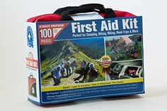 UltraLight Small First Aid Kit in Durable Nylon Case w Bonus Emergency Auto Escape Tool Kit is Ideal for the Car Home School Camping Hiking Travel Office Sports Hunting * You can find more details by visiting the image link. (This is an affiliate link) Hiking Gear List, Camping Gear, Backpacking, Camping Checklist, Tent Camping, Glamping, Survival Life, Survival Gear, Urban Survival