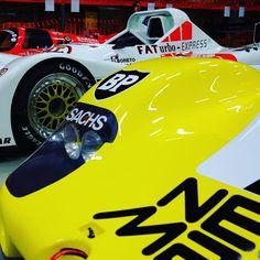 Joest for Fun. Double Le Mans winners, 956 & WSC-95, 2x2 #porsche #fujixt10 #canepa #24hlemans #porsche_newsroom #rennsportreunionv #rennsportreunion