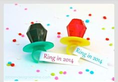"""""""Ring"""" in the New Year with Ring Pops! {Pic Only}"""