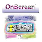 OnScreen: used by individuals who need an alternative computer access method than the physical keyboard, can use any pointing device or switch, & need a keyboard on screen as their primary text input device. Works with any Windows program, providing on screen keyboards, Word Prediction / Word Completion, user programmable macros, & complete control over all computer functions. #disabilities #accessibility