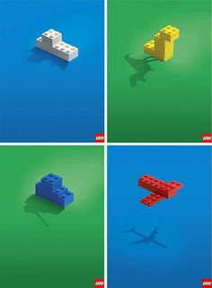 I love these Lego ads!