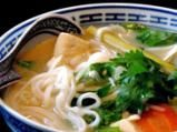 Tofu Recipes from the Thai Kitchen!: Thai Tofu Noodle Soup with Lemongrass (vegan/gluten-free)
