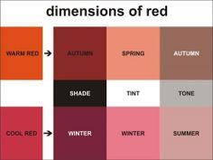 g. Dimensions of RedPurchase