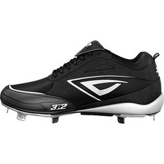 3n2 Rally Metal PT Fastpitch Softball Cleats