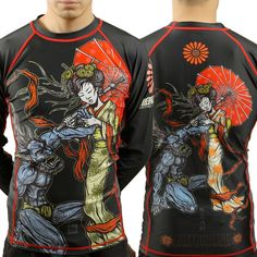 Heavenly Wristlock Rashguard XXL