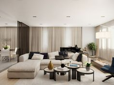 Apartment for musician by Alexandra Fedorova 01