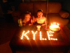 heavenly Birthday for kyle