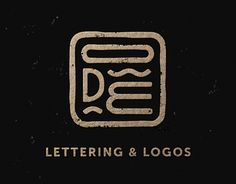 """Check out this @Behance project: """"Lettering & Logos"""" https://www.behance.net/gallery/44976699/Lettering-Logos"""