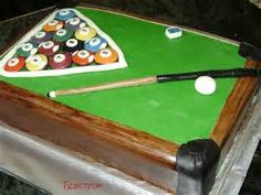 pool table cakes pictures - Bing Images