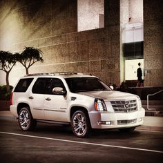 The #Cadillac #Escalade #Hybrid