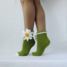 fresh Likes Team Blitz Week Treasury Game No. 11 by Fatma on Etsy Knitting Socks, Hand Knitting, Knit Socks, Women's Socks, Valentine Crafts, Valentine Day Gifts, Womens Wool Socks, Cozy Socks, Valentine's Day Diy