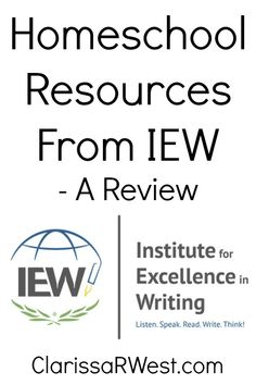 Review of Timeline of Classics, A Word Write Now, and Teaching with Games from Institute for Excellence in Writing