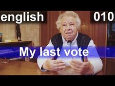 My last vote – about the Austrian Presidential elections December 2016 Hofer / Van der Bellen - YouTube