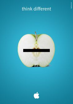 Apple / think different