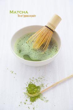 100% Végétal: Petits gateaux thé vert /cerise { Battle Food }