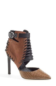 Dolce Vita 'Kalypso' Pointy Toe Cage Pump (Women) available at #Nordstrom