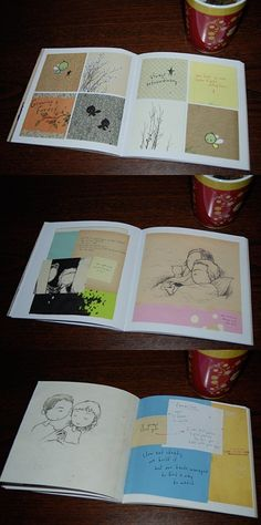 inner zine pages