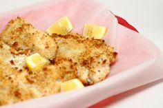Healthy Crispy Fish recipe