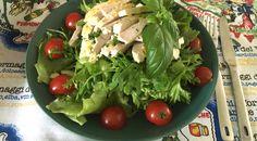 Salaatti nro 69 – sitruunainen kanasalaatti Tacos, Mexican, Meat, Chicken, Ethnic Recipes, Food, Essen, Meals, Yemek
