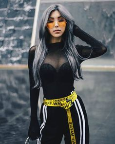 sexy hypebeast outfits at DuckDuckGo Edgy Outfits, Korean Outfits, Grunge Outfits, Girl Outfits, Cute Outfits, Fashion Outfits, Hypebeast Girl, Hypebeast Outfit, Hypebeast Women