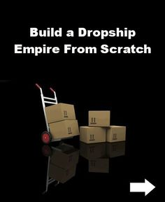 Build a Dropship Empire From Scratch. Turn a Few Dollars into Financial Freedom Using a Proven Step-by-Step System to Create Your Own Drop Shipping Empire.