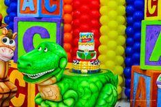 Aniversário Infantil - Toy Store - Children Birthday - 3 years - Toy Store