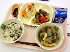 給食*School lunch