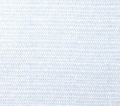 This pale blue arrow pattern print is cute and subtle and would work great in most baby boy nurseries!