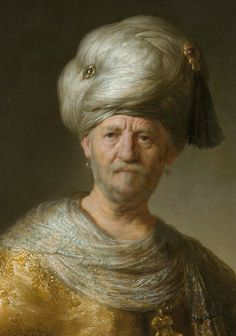 The Classical Pulse: Master Painting: Rembrandt Heads, Part 1 Rembrandt Portrait, Rembrandt Art, Rembrandt Paintings, Famous Art Paintings, Classic Paintings, Art Studio At Home, Equine Art, Portraits, Famous Artists