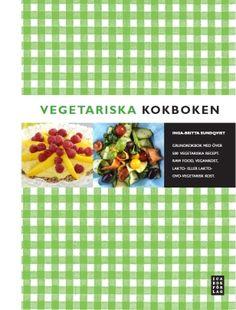 Vegetariska kokboken by Inga-Britta Sundqvist is my favourite basic vegetarian cook book (in Swedish). I got it as a gift from my father last Christmas (2012).