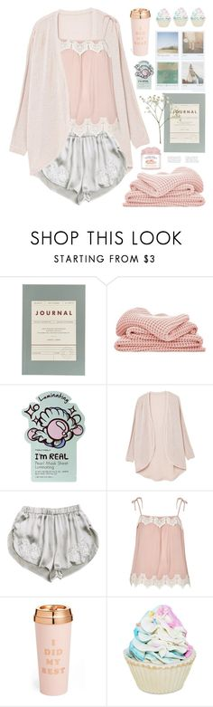 """CUTE THINGS"" by tiziana-melera ❤ liked on Polyvore featuring Polaroid, Sheridan, TONYMOLY, MANGO, Dauphin, River Island, ban.do and Forever 21"