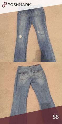 Jeans A&F jeans Abercrombie & Fitch Jeans Boot Cut