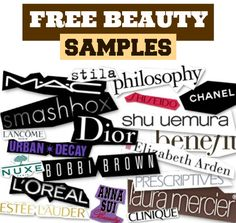 Free Beauty Samples by Mail | Beauty Freebies Online