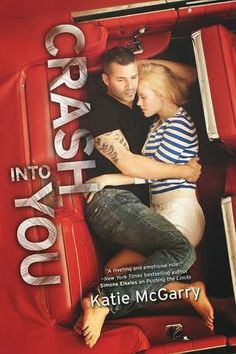 Crash into You - Katie McGarry. Ooooh, she's the best at angsty teen romance! Ya Books, Great Books, Books To Read, Teen Romance, Romance Books, Books For Teens, Teen Books, Love Book, Bestselling Author