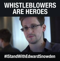 """Edward Snowden was The Guardian's 2013 person of the year and he was awarded the biennial German """"whistleblower prize"""" in Aug. 2013. In Oct. 2013 he received the Sam Adams Award  in Moscow by a group of former US intelligence officers and whistleblowers, including FBI whistleblower Jesselyn Radack. In Jan. 2014 Snowden joined the board of directors of the Freedom of the Press Foundation, co-founded by Daniel Ellsberg, and in February 2014 he was elected as Rector of the University of…"""