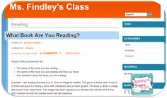 Using a Kidblog (a free website) to engage and assess in all subjects!