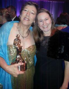 With RITA Award Winner Laura Drake. RWA 2014.