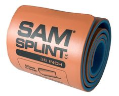 SamSplint Standard Schiene 11cm x 91cm 001
