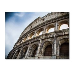 Colosseo by Giuseppe Torre Photographic Print on Canvas
