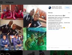 First Pictures Of Mabokgwane In Bucs Kit Revealed | www.soccerladuma.co.za