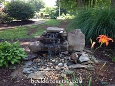 Want to install pondless waterfall in your garden? At Boulder Fountain, our pondless waterfall comes with a quick & easy to install kit that will make the installation a cakewalk. Fountains For Sale, Garden Fountains, Water Fountains, Rock Fountain, Backyard Water Feature, Outdoor Furniture Sets, Outdoor Decor, Landscaping Tips, Water Garden